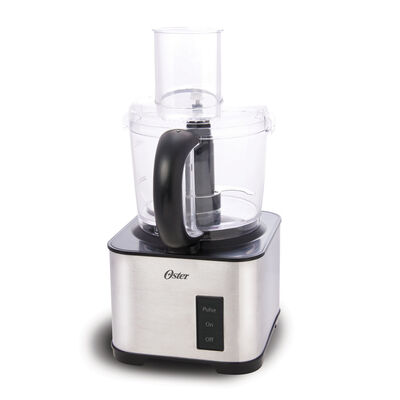 Oster® 10 Cup Stainless Steel Food Processor