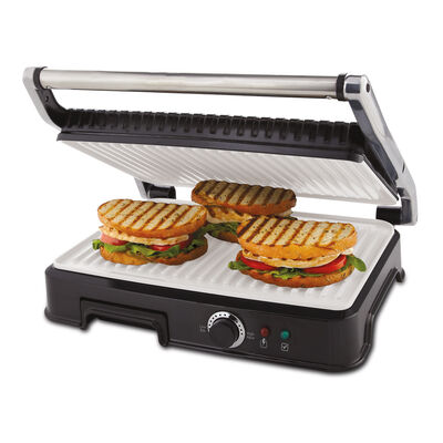 Oster® DuraCeramic™ Extra Large Panini Maker & Grill