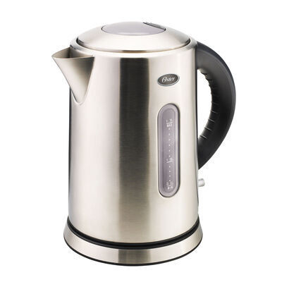 Oster® 1.7L Kettle, Stainless Steel