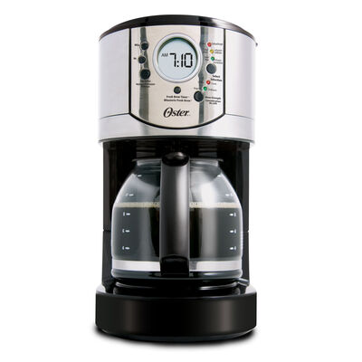 Oster Coffee Maker How To Program : Oster 12-cup Programmable Coffee Maker BVSTCJ0029-33A / -033 Parts Oster Canada
