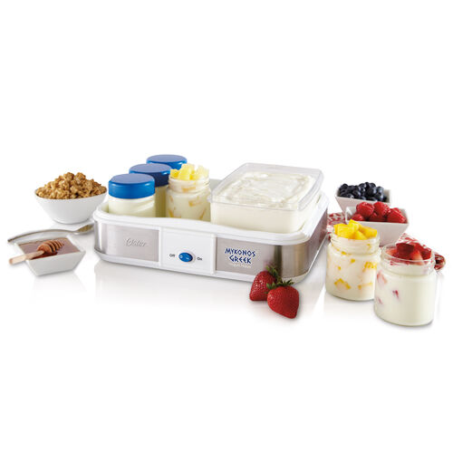 Oster® Mykonos™ Greek Yogurt Maker, Large