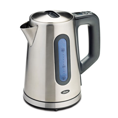 Oster® 1.7L Variable Temperature Kettle, Stainless Steel