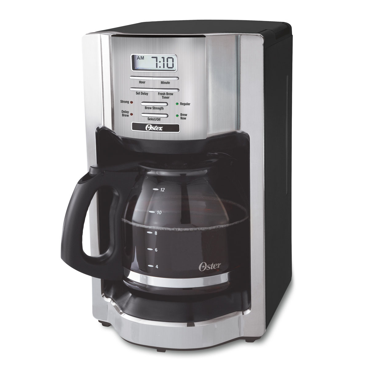 Coffee Maker Parts : Oster 12-cup Programmable Coffee Maker BVSTEHX39-033 Parts Oster Canada