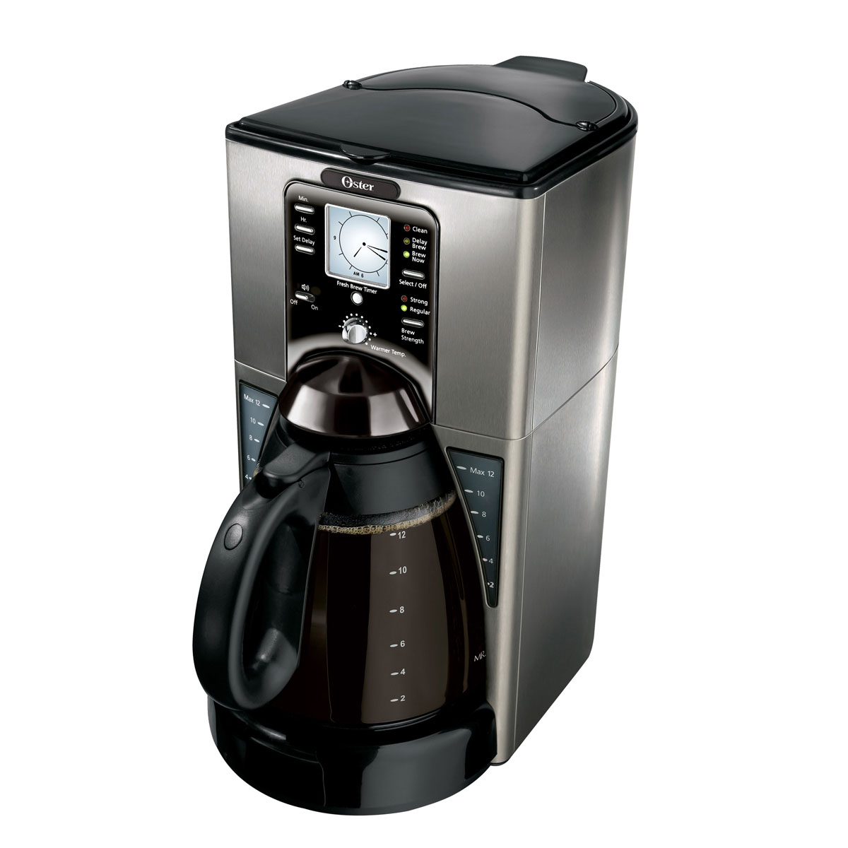 Oster 12-cup Programmable Coffee Maker 3309-33 Parts Oster Canada
