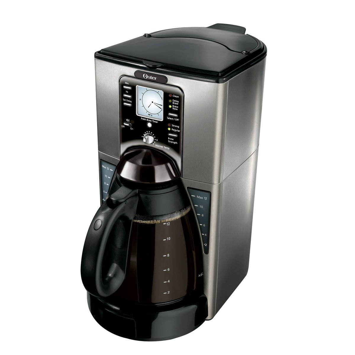 Fix Oster Coffee Maker : Oster 12-cup Programmable Coffee Maker 3309-33 Parts Oster Canada