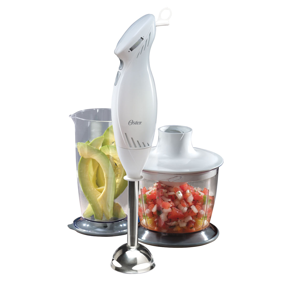 oster hand blender with cup chopper 2605 33 oster canada. Black Bedroom Furniture Sets. Home Design Ideas