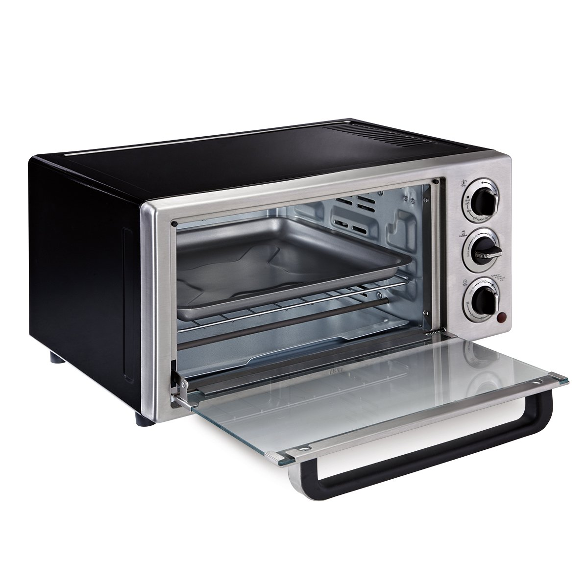 Convection Countertop Oven Stainless Steel : Oster? 6-Slice Convection Countertop Oven, Stainless Steel TSSTTVF815 ...