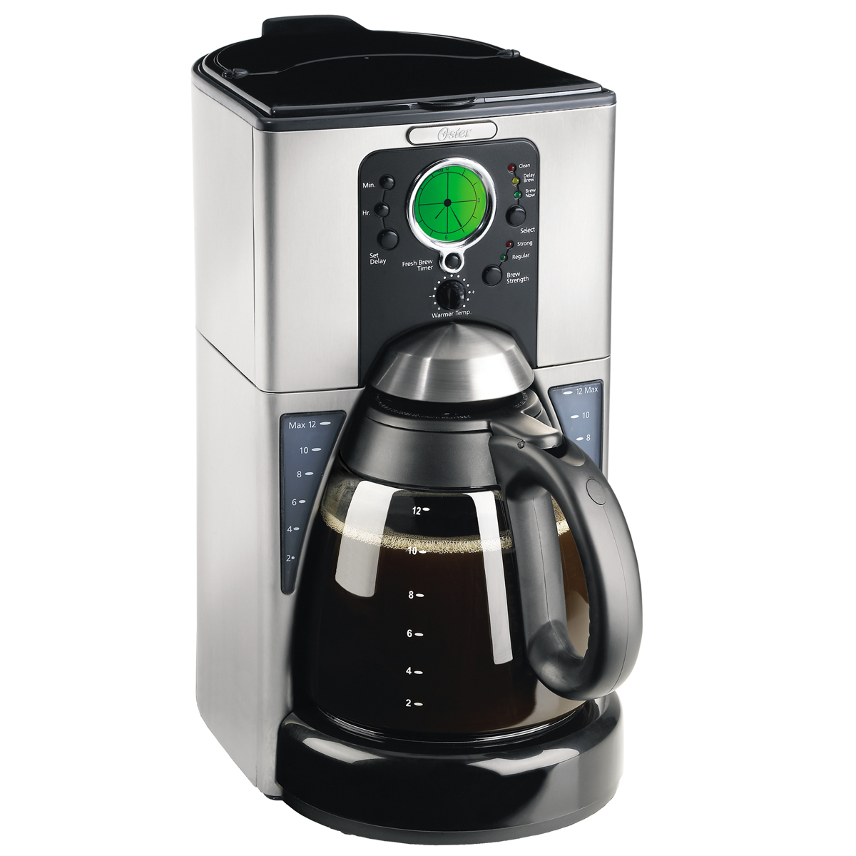 Fix Oster Coffee Maker : Oster 12-cup Programmable Coffee Maker 7988-33 Parts Oster Canada
