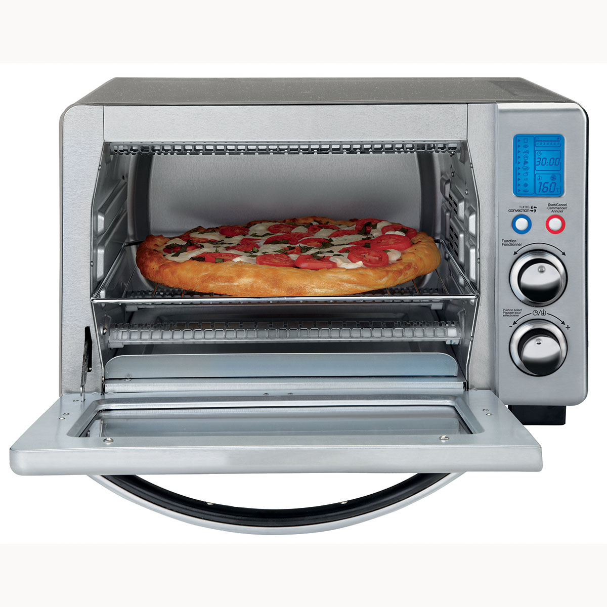Oster Countertop Oven Tssttvxxll : Oster? 6-Slice Digital Countertop Oven with Convection, Stainless ...