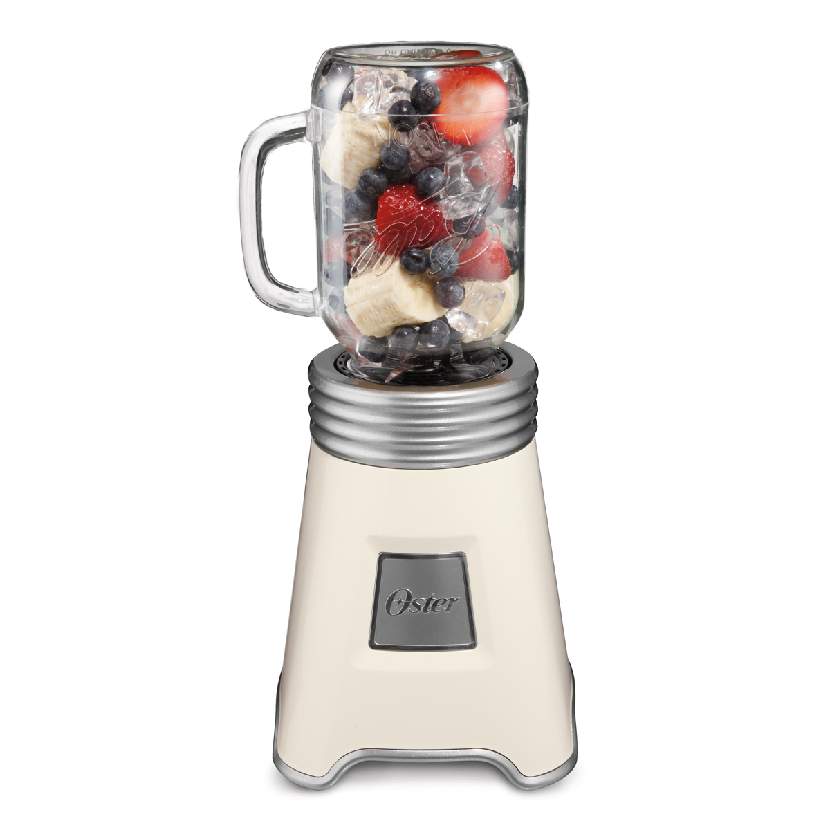 Oster Coffee Maker The Bay : Oster Fresh+Blend N Go Mason Jar Blender, White BLSTPB-BALL-W-033 Oster Canada