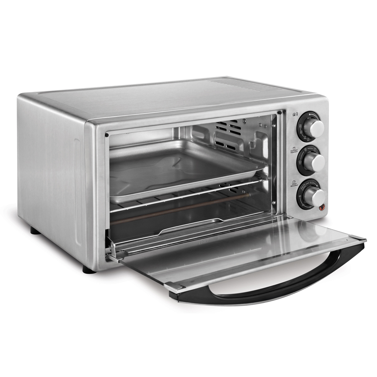 Oster? 6-Slice Convection Countertop Oven, Stainless Steel TSSTTVF8GA ...