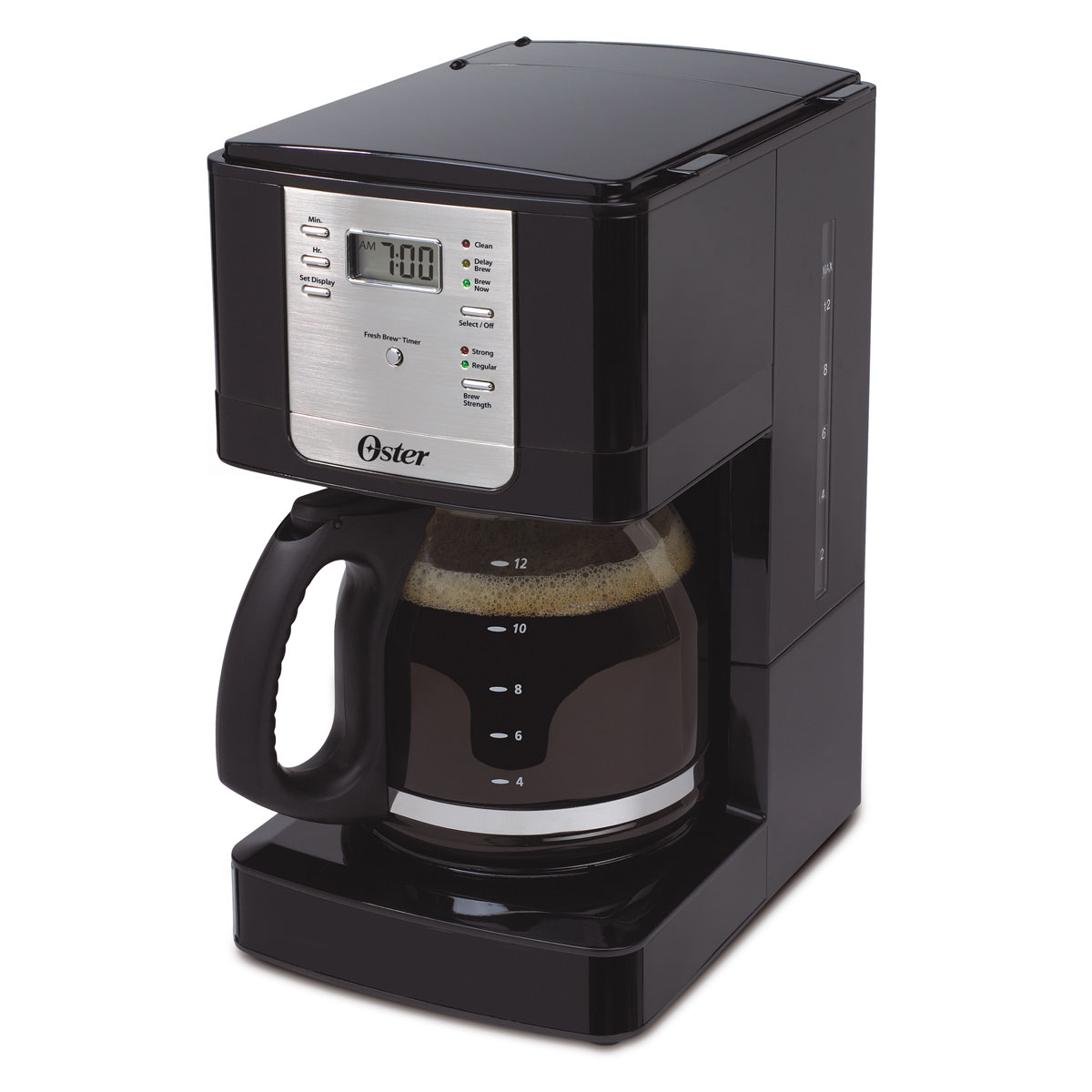 Oster 12 cup programmable coffee maker 3312 33 parts Coffee maker brands