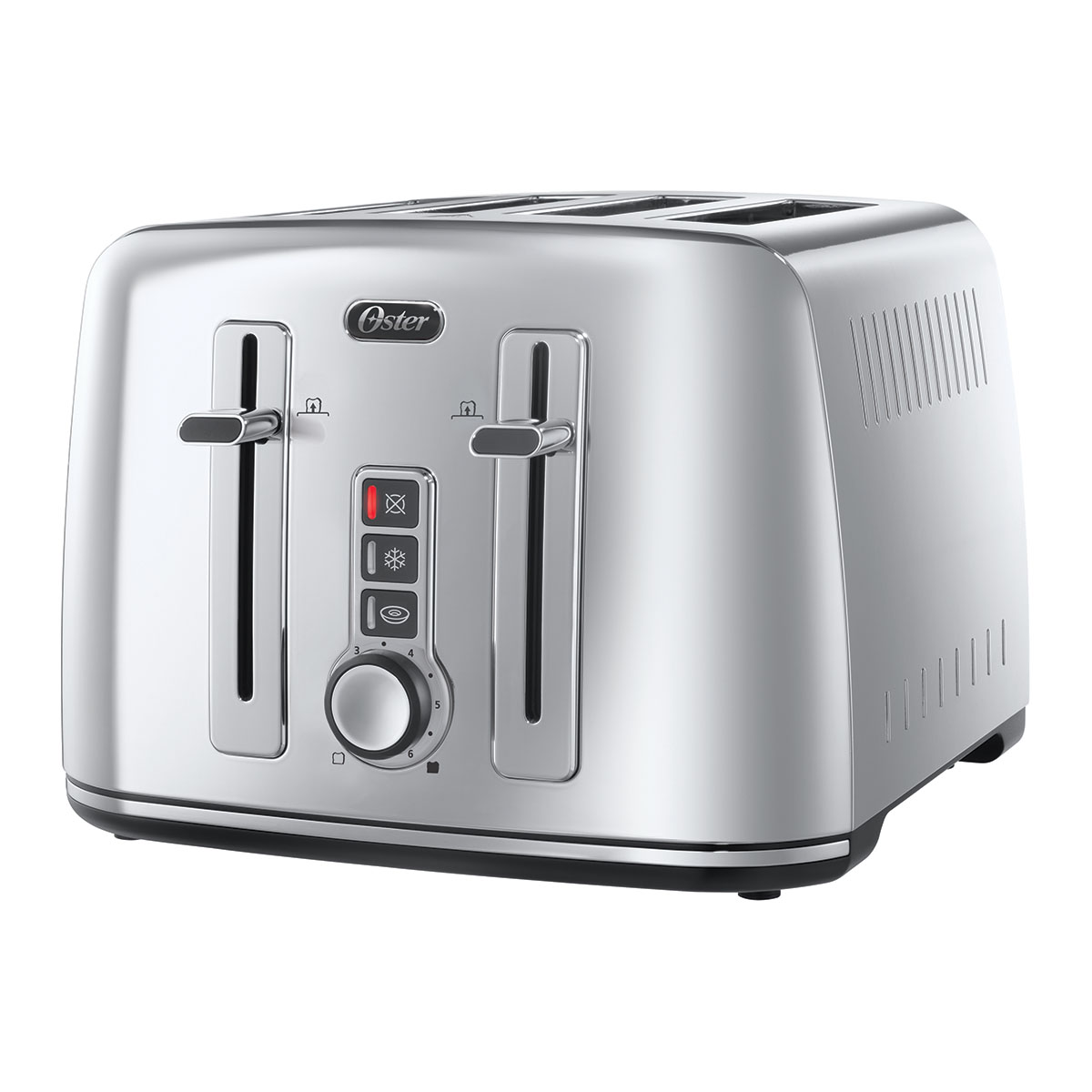 Oster 4 Slice Extra Tall Toaster Premium Polished