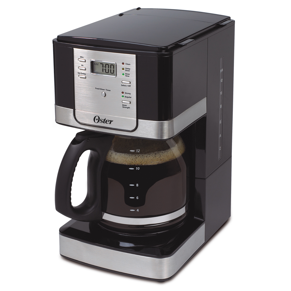 oster 12 cup programmable coffee maker 3314 33 parts. Black Bedroom Furniture Sets. Home Design Ideas
