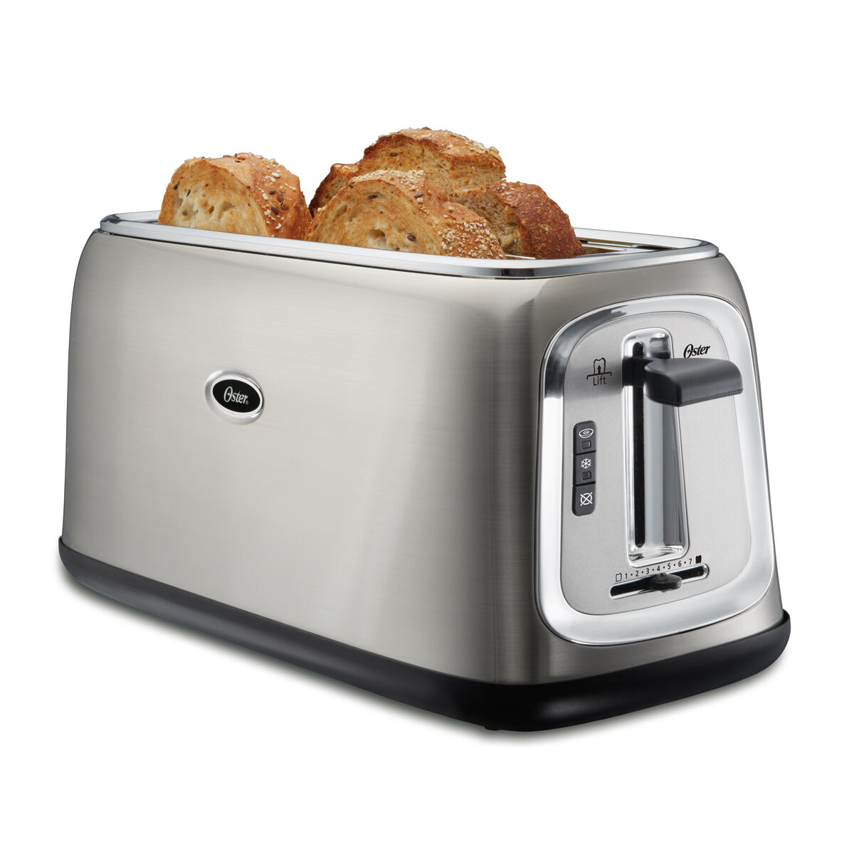 Oster 4 slice long slot toaster review rules of blackjack in a casino