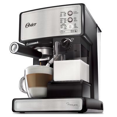 Machine 224 Espressos Cappuccinos Et Lattes Oster Prima
