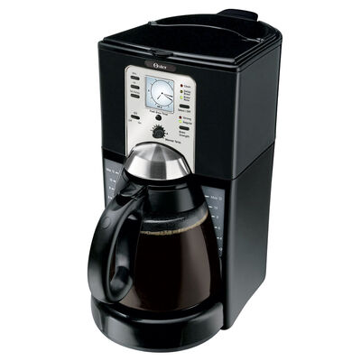 Oster® 12-cup Programmable Coffee Maker 3307-33 / 3307-33FP Parts