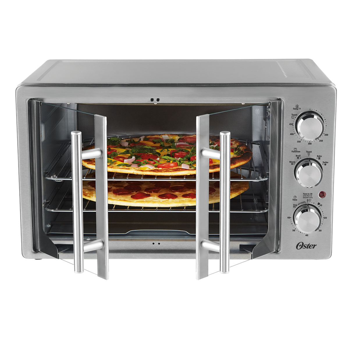 Oster  Kitchen Convection Oven Extra Large Countertop Details