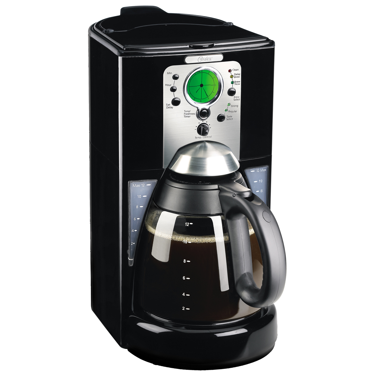 how to clean your oster coffee maker
