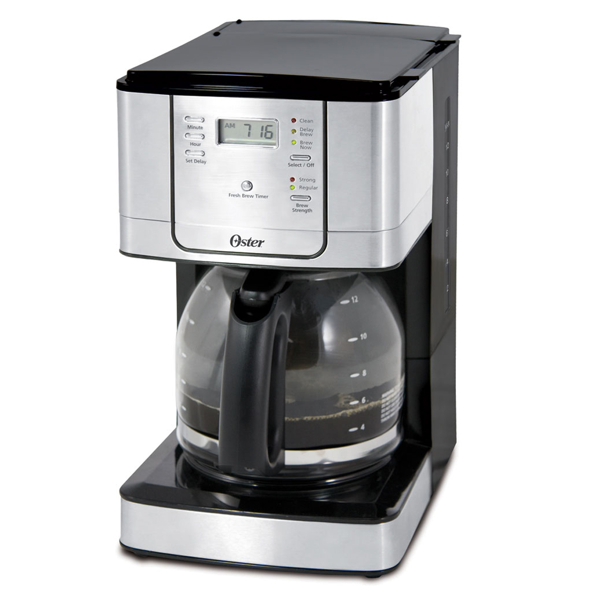 Oster® 12-cup Programmable Coffee Maker 3317-33 Parts