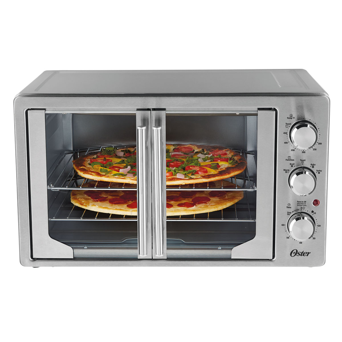oster toaster oven oster 174 large countertop door oven at oster ca 31394