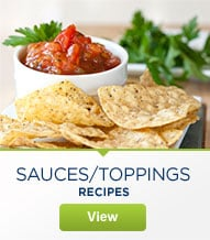 Sauces/Toppings