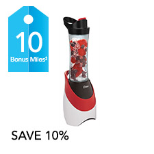 Get 10 bonus AIR MILES® Reward Miles with the purchase of one BLSTPB-WBL-33A or BLSTPB-WRD-033 between July 5, and August 31, 2016. Limit of one bonus offer on this item per collector number per transaction. Does not reflect any promotional discounts applied at checkout.