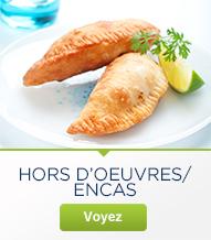 Hors d'oeuvres/Encas